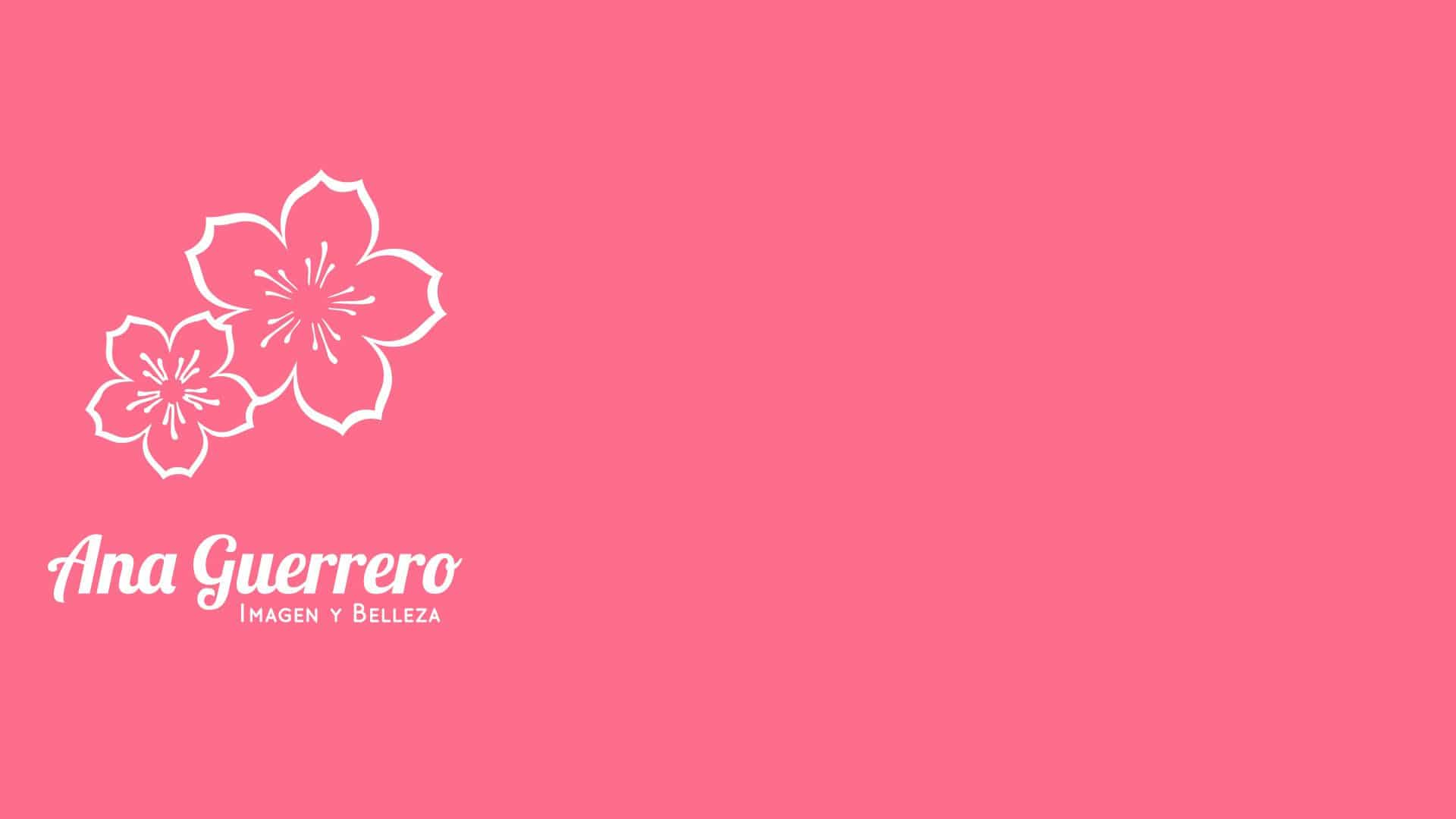 Diseño Logotipo y tarjetas de visita Asesora de belleza