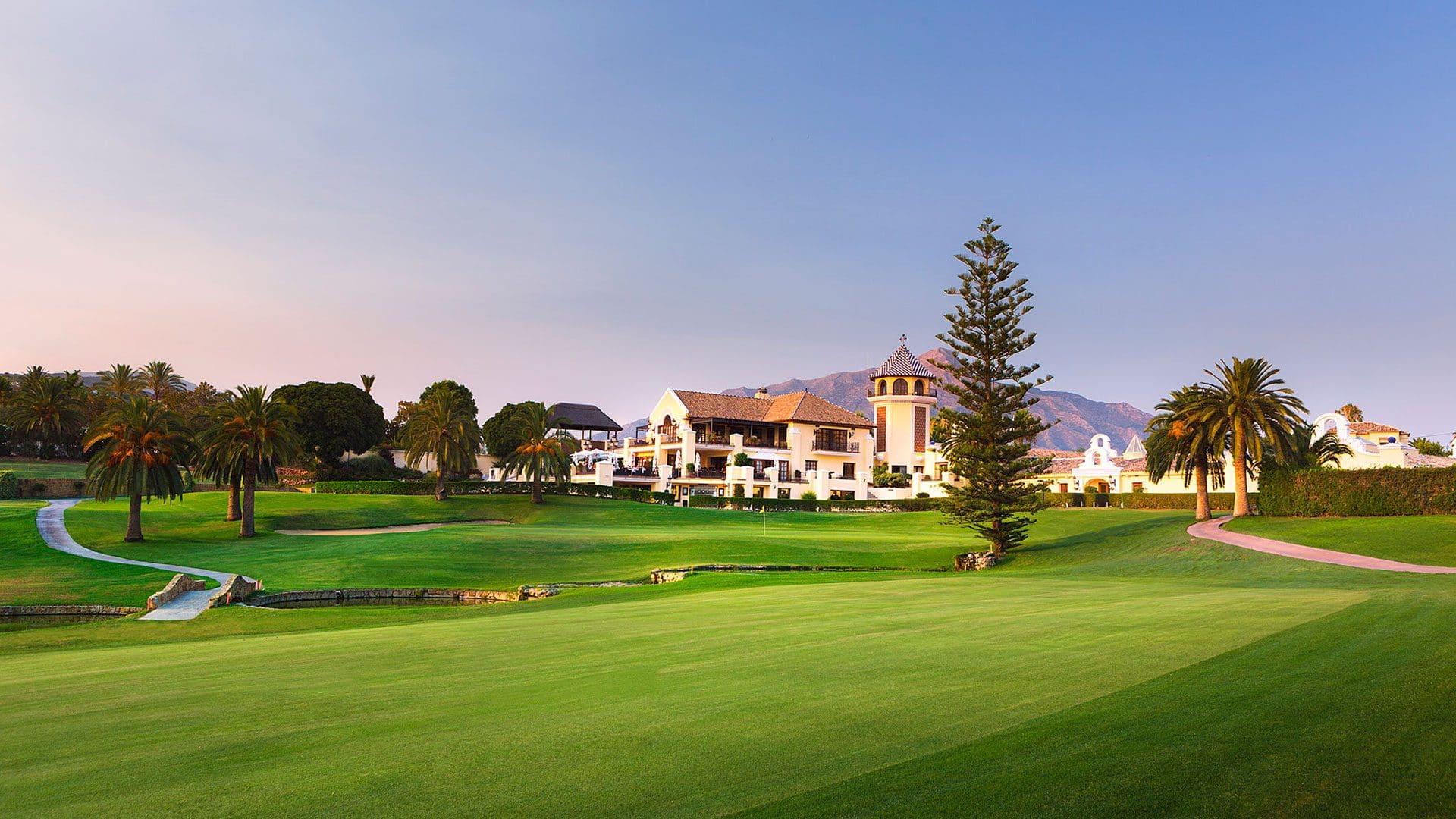 Diseño y desarrollo web campo de Golf Los Naranjos Golf Club Marbella