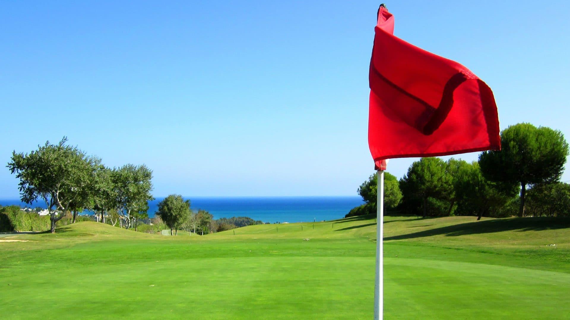 Diseño y desarrollo web campo de golf Doña Julia en Casares, Málaga